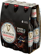 Guinness Extra Stout 6er-Pack